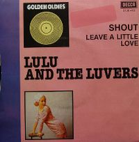 Cover Lulu And The Luvers - Shout