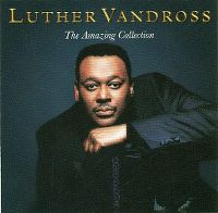 Cover Luther Vandross - The Amazing Collection