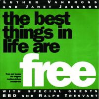 Cover Luther Vandross and Janet Jackson - The Best Things In Life Are Free