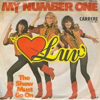 Cover Luv' - My Number One
