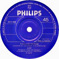 Cover Luv' - Trojan Horse