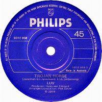 Cover Luv' - Trojan Horse