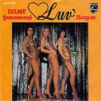 Cover Luv' - U.O. Me (You Owe Me)