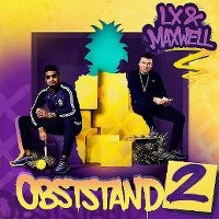 Cover LX & Maxwell - Obststand 2