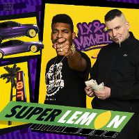 Cover LX & Maxwell - Super Lemon Haze