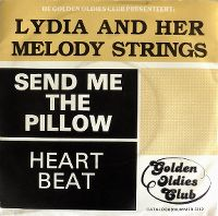 Cover Lydia & Her Melody Strings - Send Me The Pillow You Dream On