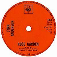 Cover Lynn Anderson - Rose Garden
