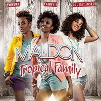 Cover Lynnsha / Fanny J / Louisy Joseph - Tropical Family - Maldon