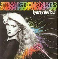 Cover Lynsey De Paul - Strange Changes