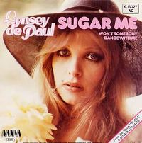 Cover Lynsey De Paul - Sugar Me