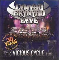 Cover Lynyrd Skynyrd - Lyve - The Vicious Cycle Tour