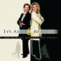 Cover Lys Assia & Beatrice - Sag mir wo wohnen die Engel