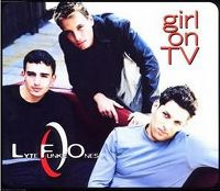 Cover Lyte Funkie Ones - Girl On TV