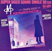 Cover M - Pop Muzik
