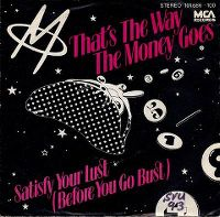Cover M - That's The Way The Money Goes