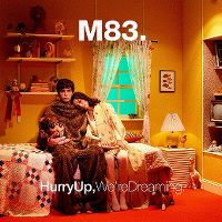 Cover M83 - Hurry Up, We're Dreaming.