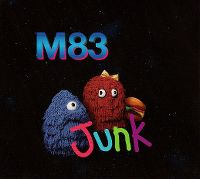 Cover M83 - Junk