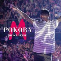 Cover M. Pokora - Merci d'être