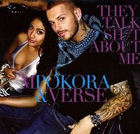 Cover M. Pokora & Verse - They Talk Sh#t About Me