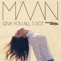 Cover Maan - Give you all I got