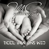 Cover Maarten Cox - Deel van ons wij