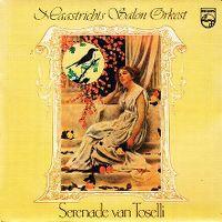 Cover Maastrichts Salon Orkest - Serenade van Toselli