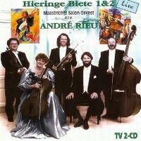 Cover Maastrichts Salon Orkest o.l.v. André Rieu - Hieringe Biete 1&2
