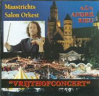 Cover Maastrichts Salon Orkest o.l.v. André Rieu - Vrijthof Concert