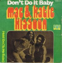 Cover Mac & Katie Kissoon - Don't Do It Baby