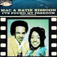 Cover Mac & Katie Kissoon - I've Found My Freedom