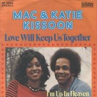 Cover Mac & Katie Kissoon - Love Will Keep Us Together