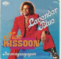 Cover Mac Kissoon - Lavender Blue