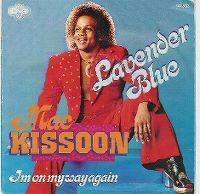 Cover Mac Kissoon - Lavender Blue