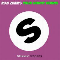 Cover Mac Zimms - Your Horny Horns