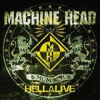 Cover Machine Head - Hellalive