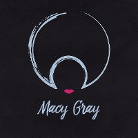 Cover Macy Gray - White Man