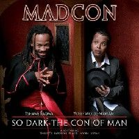 Cover Madcon - So Dark The Con Of Man