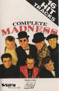 Cover Madness - Complete Madness