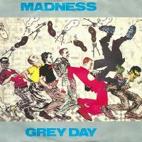Cover Madness - Grey Day