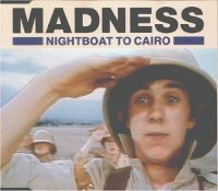 Cover Madness - Night Boat To Cairo