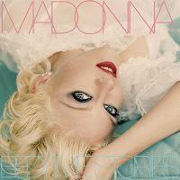 Cover Madonna - Bedtime Stories