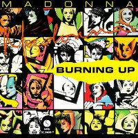Cover Madonna - Burning Up