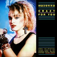 Cover Madonna - Crazy For You