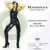 Cover Madonna - Crazy For You