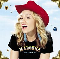 Cover Madonna - Don't Tell Me