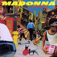 Cover Madonna - Everybody