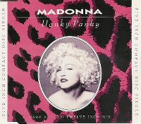 Cover Madonna - Hanky Panky