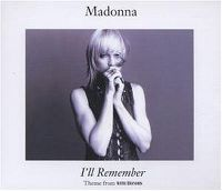 Cover Madonna - I'll Remember