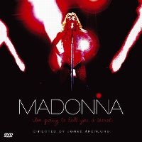 Cover Madonna - I'm Going To Tell You A Secret