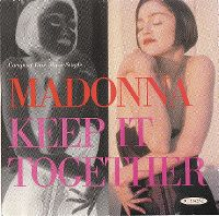 Cover Madonna - Keep It Together